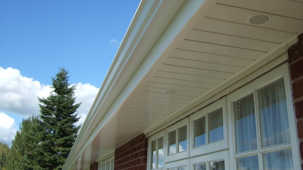 Rafalmac Gutter System Fascia Amp Soffit Cladding Roof
